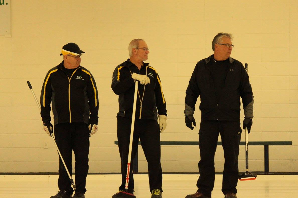 Legal curling club - Team strategy