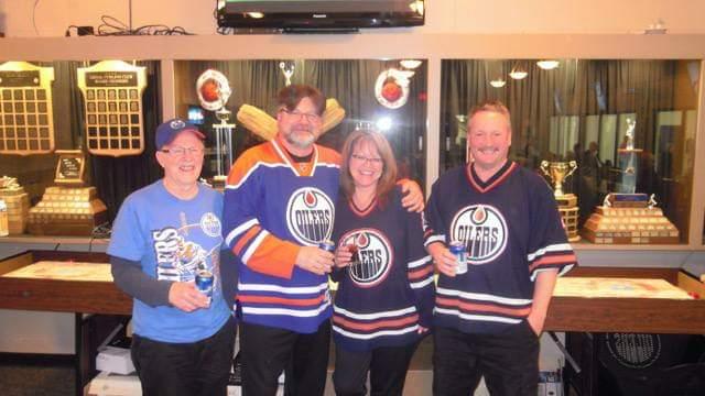 Team Oilers