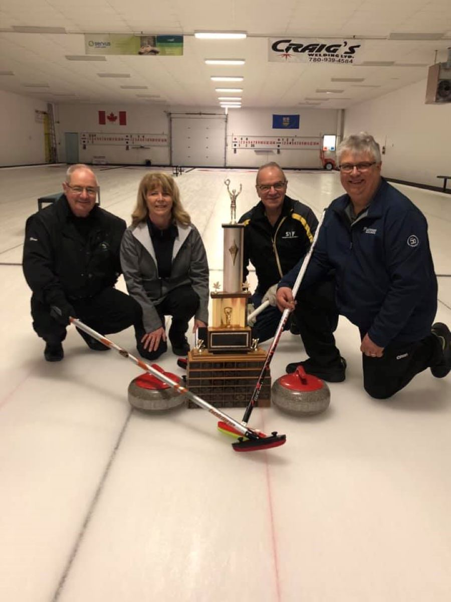 Legal Curling Club - Spring Spiel Champs