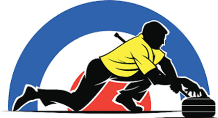 Legal Curling Club - Vector - Slide from
