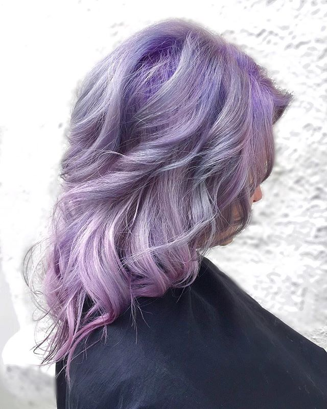 Lavender 💜 To Lilac 🌸. When The Unicorn Is Your Spirt Animal, You Represent🦄