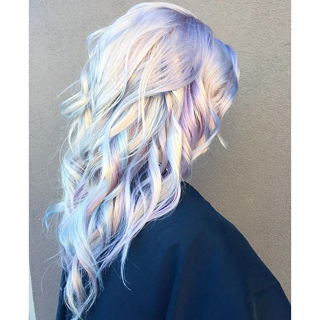 💿💿 Holographic 💿💿 Dimensional Silver Violet by the team at Ross Michaels using _kenraprofessiona