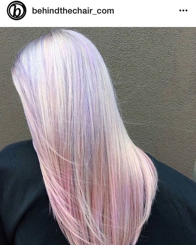 Thank you for the share on our Opal Blonde _behindthechair_com ! You guys always show us such love