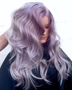 ☁️SMOKED LILAC💜 We Have #metallicobsession Thanks To _guy_tang & _kenraprofessional By Owners Micha