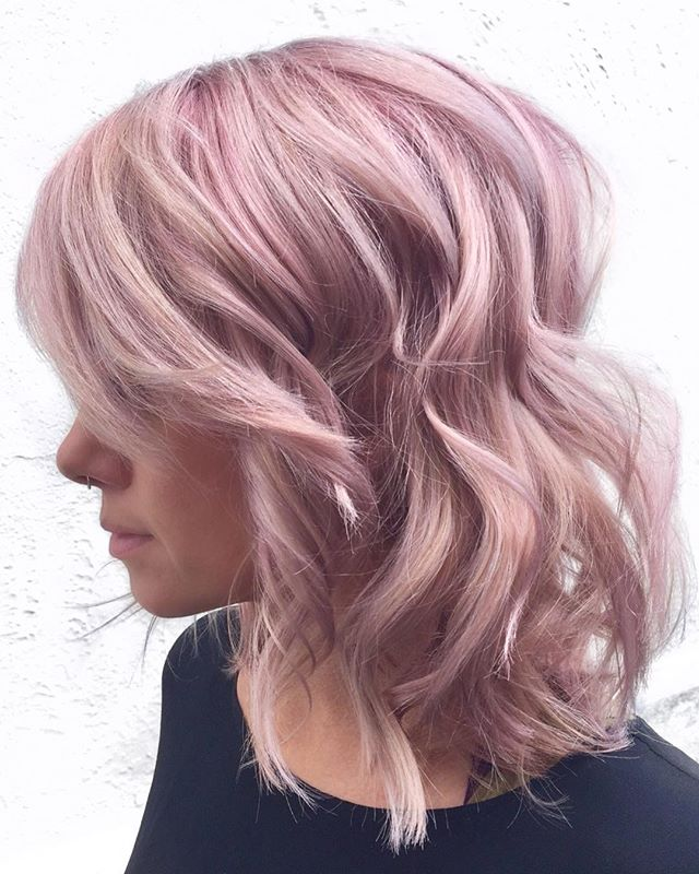 🌸Metallic Baby Pink🌸 Using All _guy_tang _guytang_mydentity By Owners Michael & Melody _melody_ros
