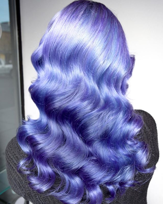 UltraViolet Waves 💜 _pantone Color Of The Year 💜Ya, We're In Love. By Melody & Michael Using _prav