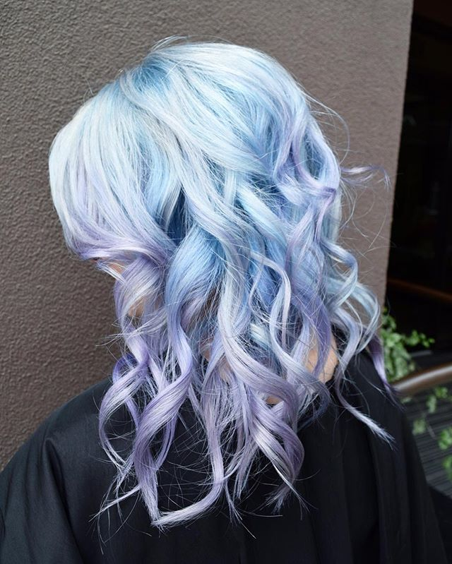 💿Holographic Hair💿 by Melody & Michael using all _pulpriothair color