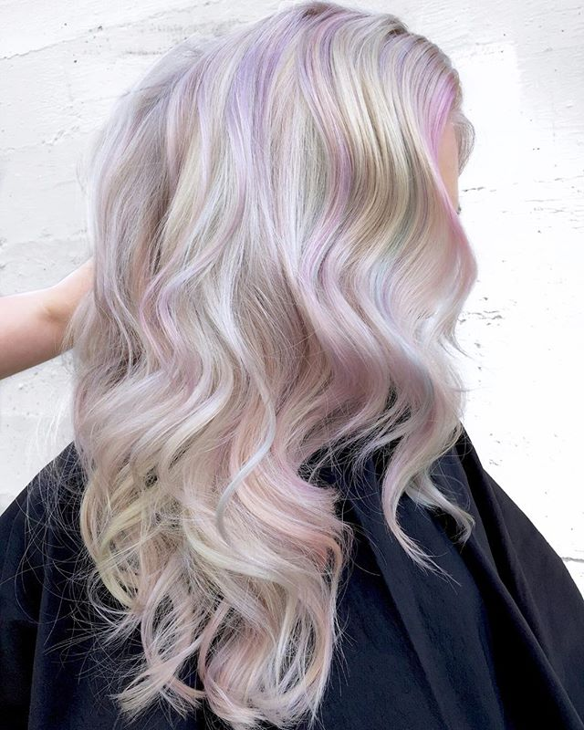 Opal Candy Blonde ⚪️🍬🍥 By Melody & Michael Using All _pulpriothair