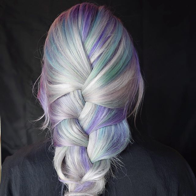 💜C H U N K Y💙 Braids Love To Show Dimension