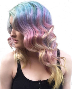 🌈PASTEL RAINBOW🌈 🌛 Literally Dream Hair _By Michael & Melody _melody_rossmichaels _Using All Cust