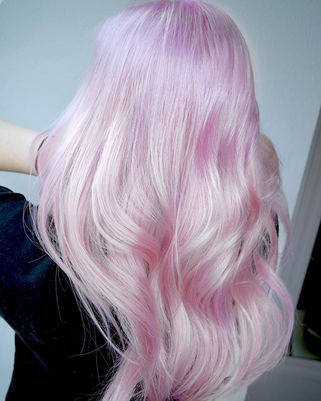 🎀Hello Kitty Dreams 🎀 Iridescent Pastel Pink By Michael & Melody Using All _pulpriothair