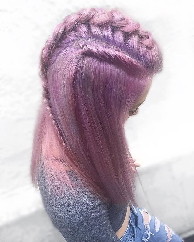 💀GRUNGE GIRLS🎀 Pastel Hair Has Always Been Alive Here In Seattle