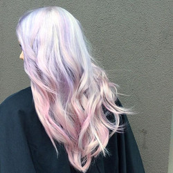 Lavender & Pink Heaven! By Gaby 💜👼💗