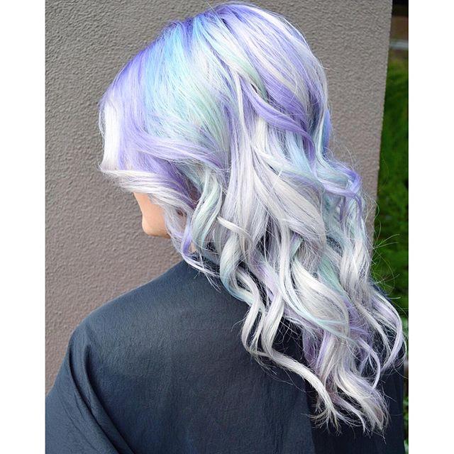 💿S I L V E R💿 With a Pastel Twist