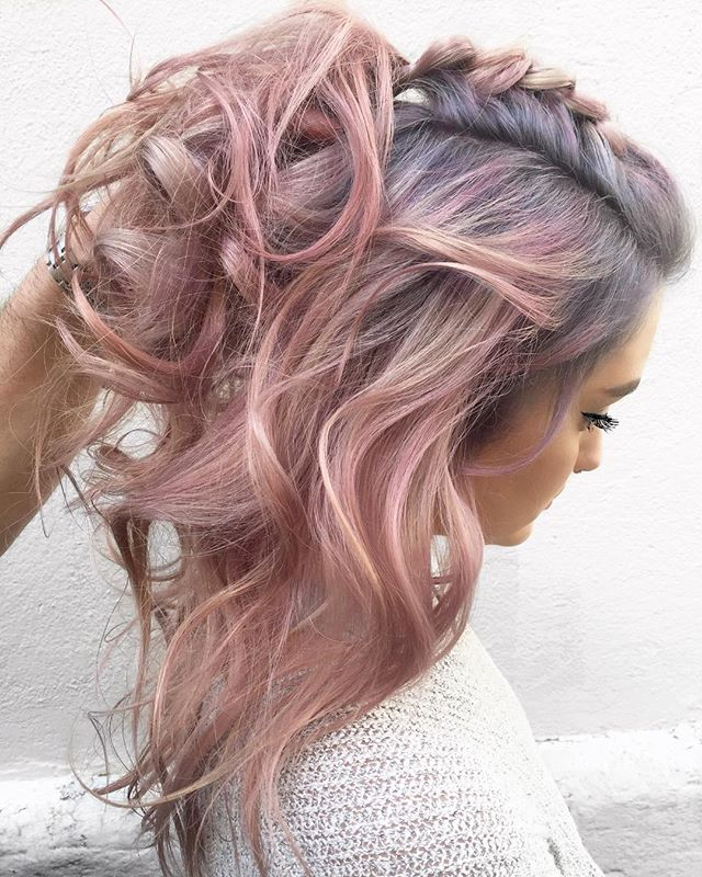 Blush Nude 🌸 & Steel Roots 💀 Using All _guy_tang _guytang_mydentity By Owners Michael & Melody _me
