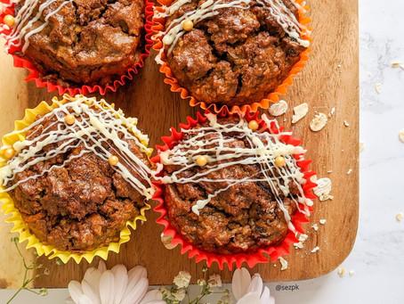 Sweet Potato G'Morning Muffins 🧁