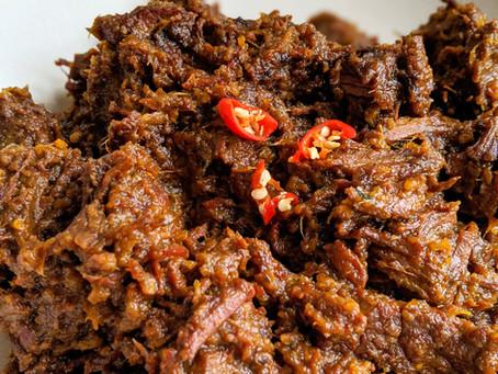 Spicy Beef Rendang 🐄
