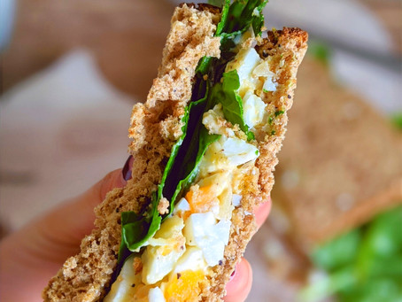 Egg Mayo Sandwich 🐣🥪