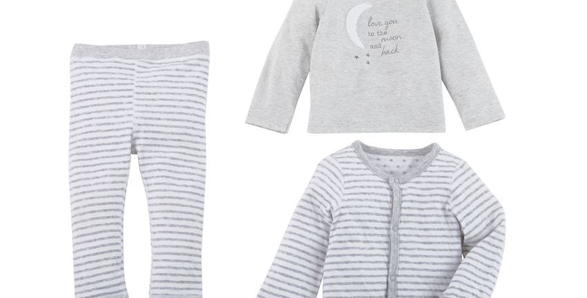 To The Moon And Back Three-Piece Set