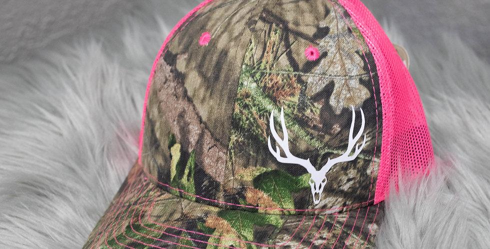 Deer Skull Hat