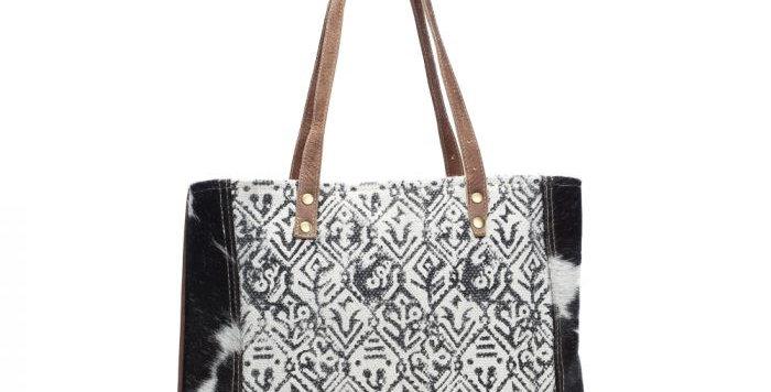 Cotton Rug Tote Bag