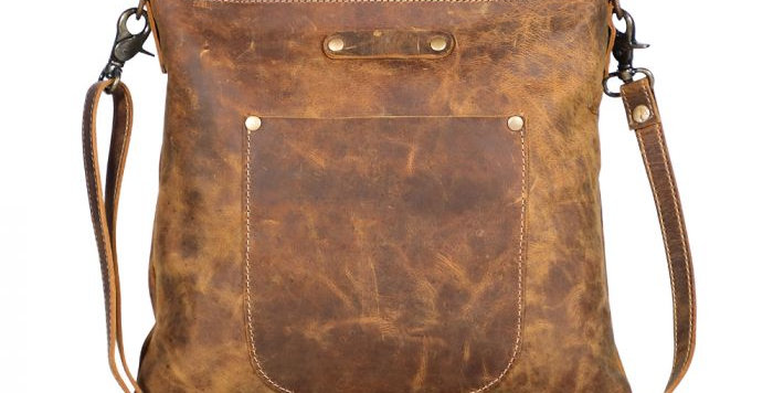 Beast Leather Bag