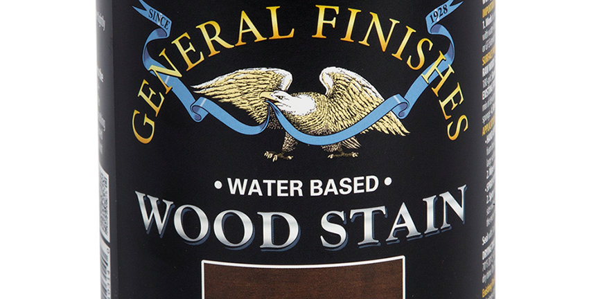 Tobacco Water Based Wood Stain