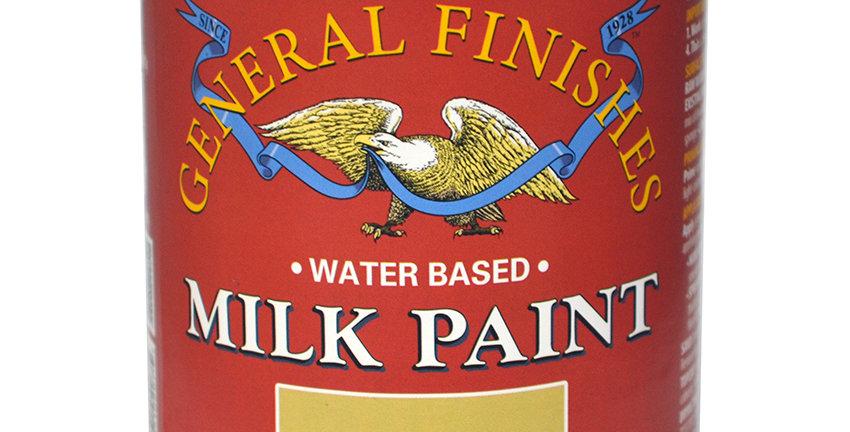 Buttermilk Yellow Milk Paint