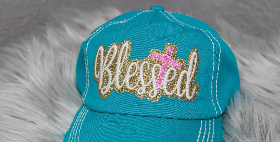 'Blessed' Baseball Hat