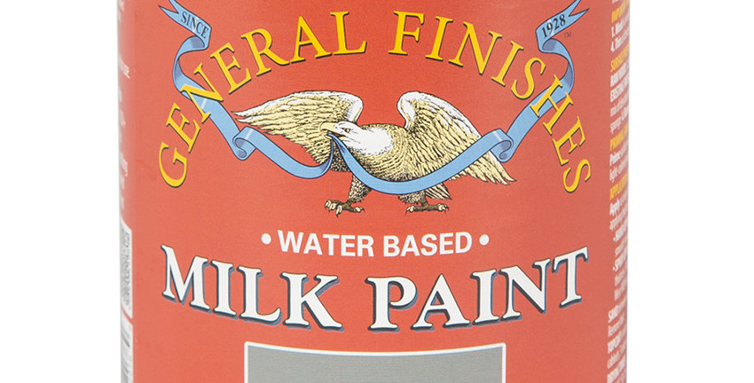 Perfect Gray Milk Paint