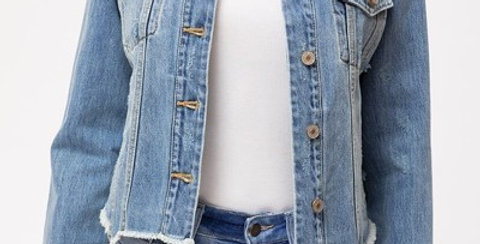 Kan Can Jean Jacket