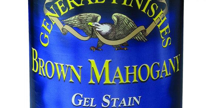 Brown Mahogany Gel Stain