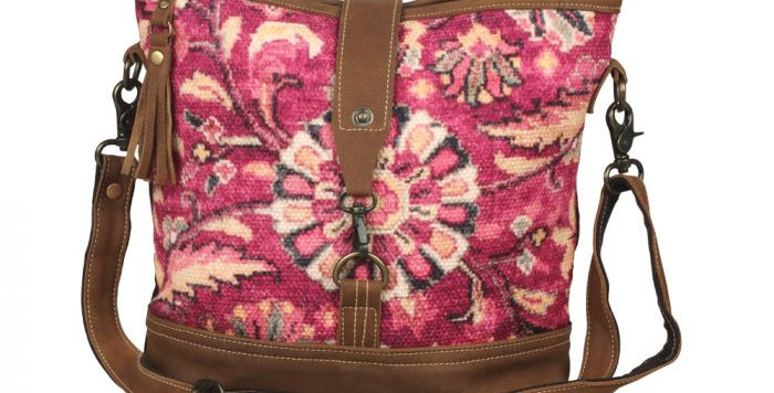 Exuberance Shoulder Bag