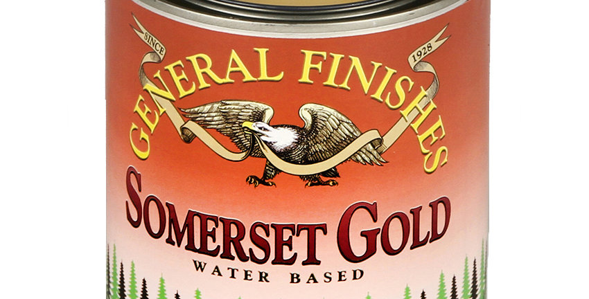 Somerset Gold Milk Paint