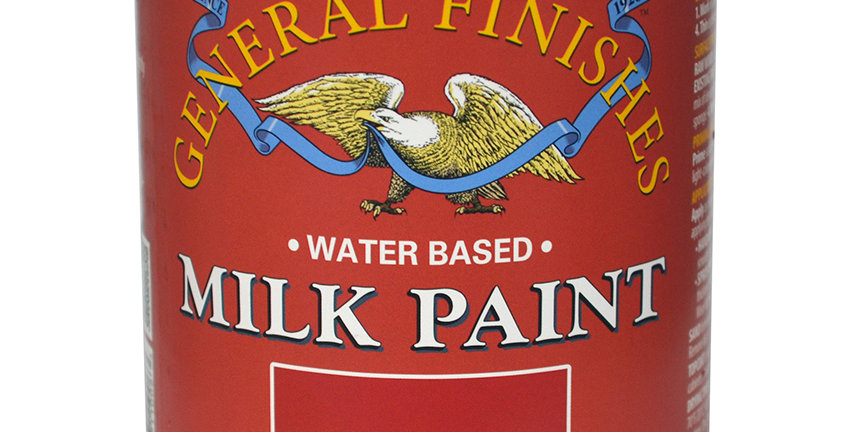 Holiday Red Milk Paint