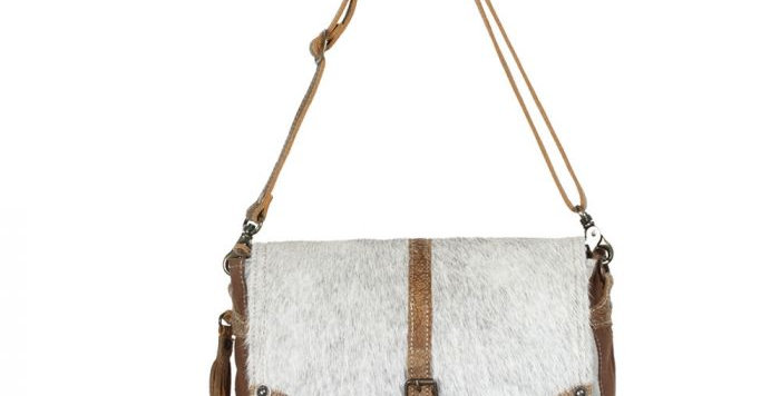 Hoary Messenger Bag