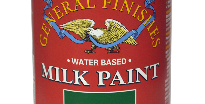 Emerald Milk Paint
