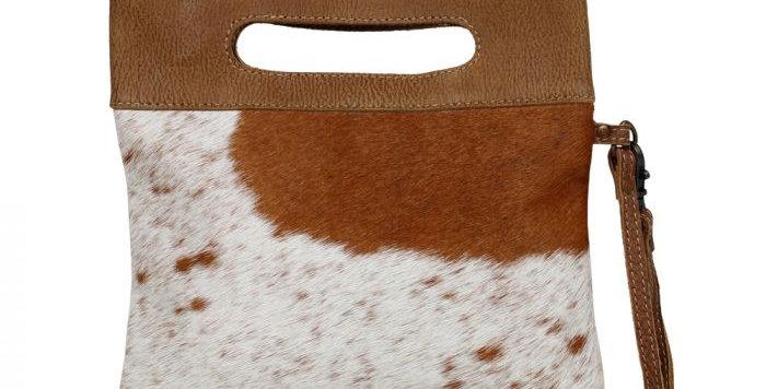 Bijou Leather & Hairon Bag