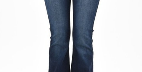 Kan Can High Rise Flare Jeans