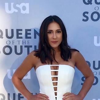 Candice at Queen of the South Season 3 Premiere