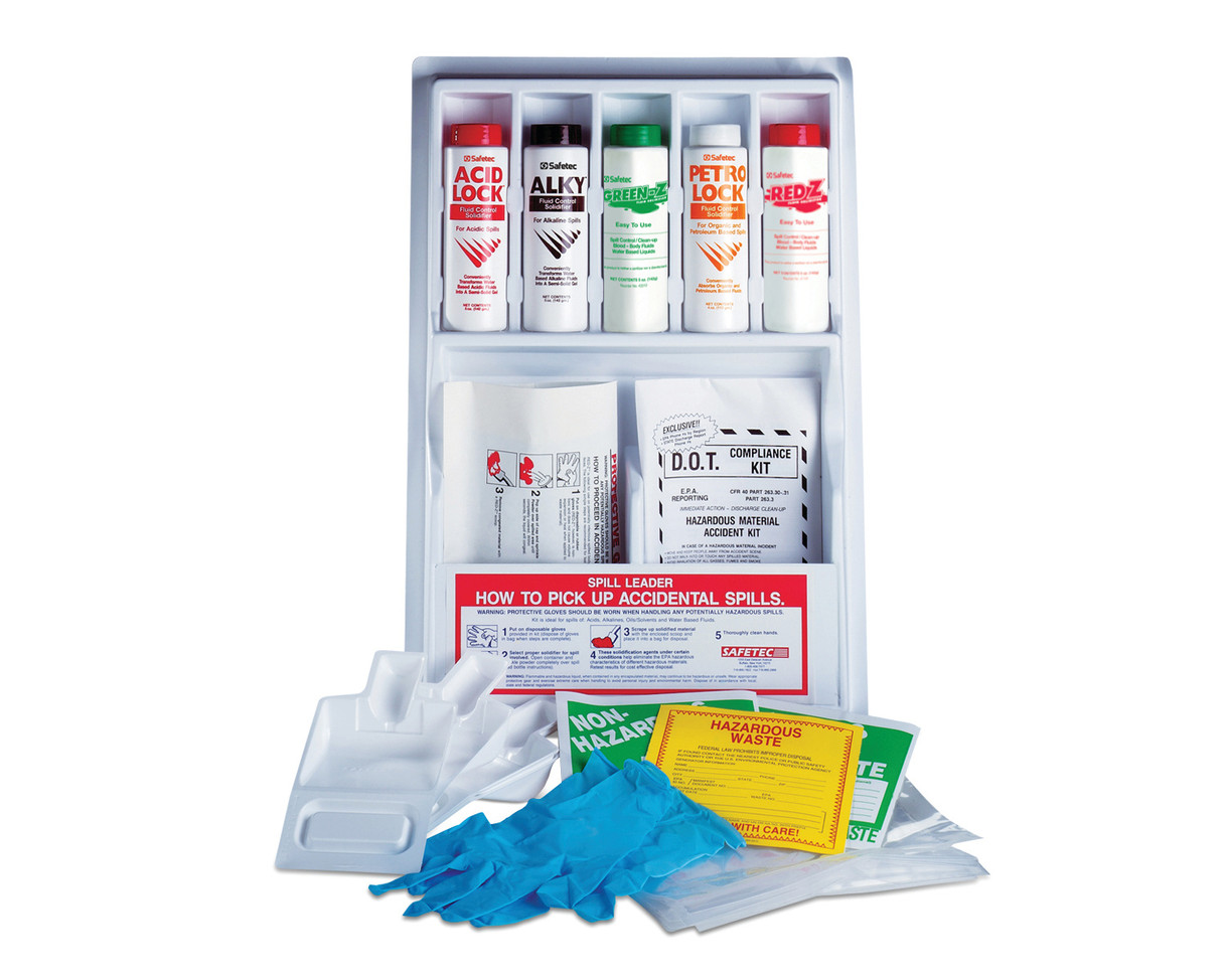 Spill Leader Kit
