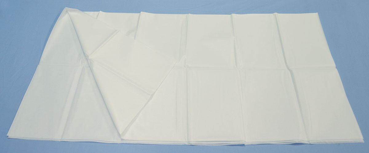 Disposable Cover Sheet Perforated