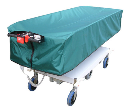 Helipad Retrieval / Concealment Trolley
