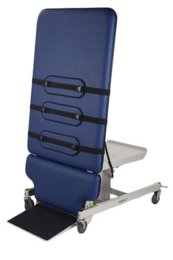 Bariatric Tilt Table With Digital Weighing System