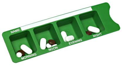 UNI-DOS Pill Dispenser