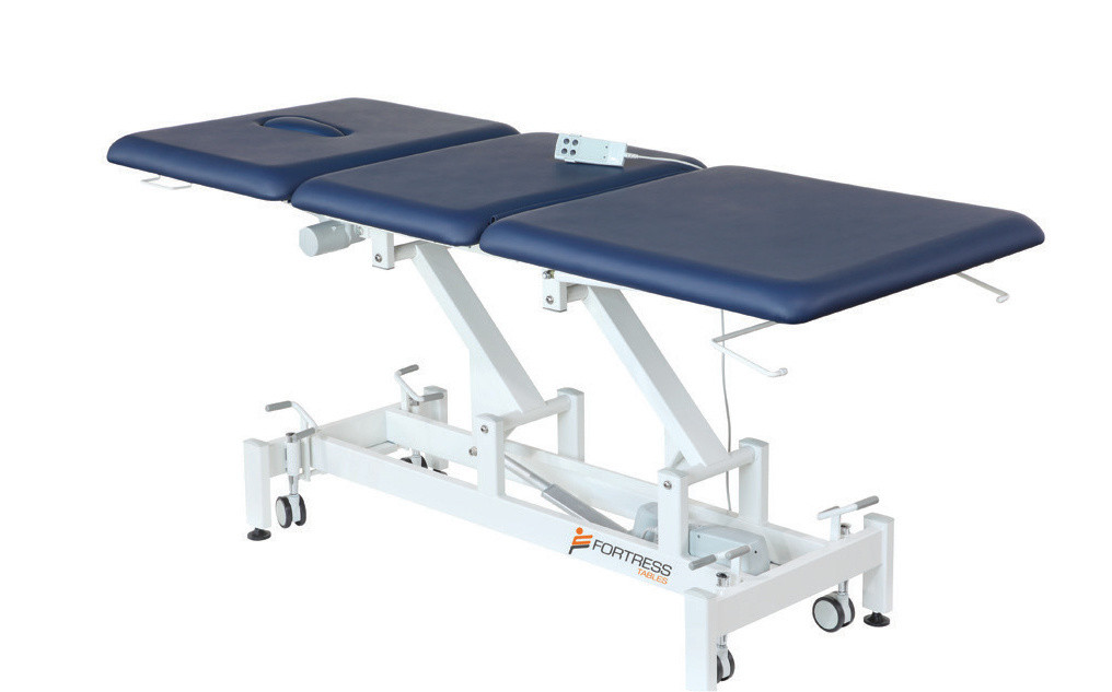 Bariatric 3 SectionTreatment Table
