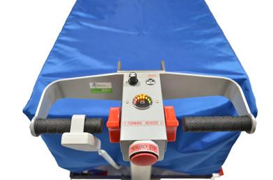 Motorised Mortuary Trolley