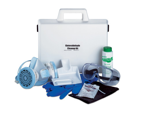 Glutaraldehyde Spill Kit