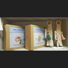 Fibre crafts and gift available at The G