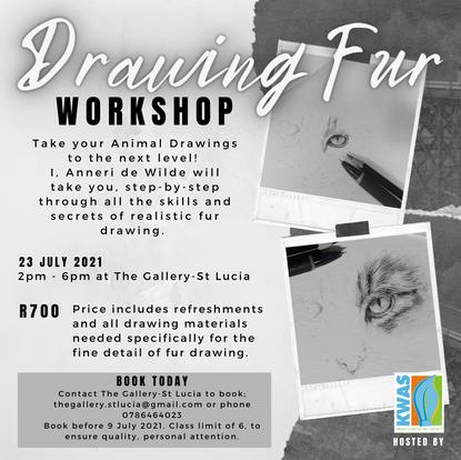 Drawing Fur Workshop